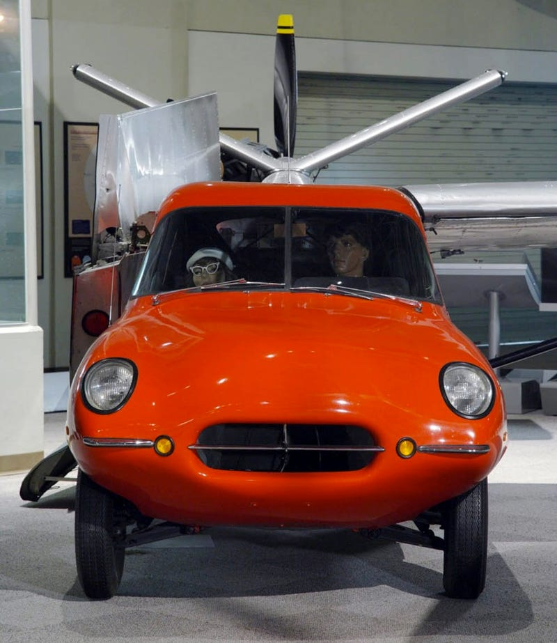 A Treasury of Flying Cars, from the Golden Age of Aviation