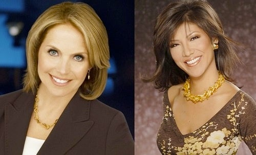 Changes at CBS: Katie Couric May Leave Soon, Julie Chen Lands Another Gig