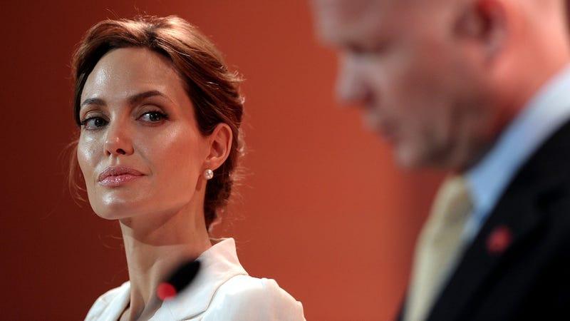 Angelina Jolie Leads Biggest Ever Global Anti-Rape Summit