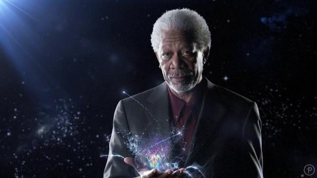 Morgan Freeman Talks To io9 About The Potential For A Zombie Plague