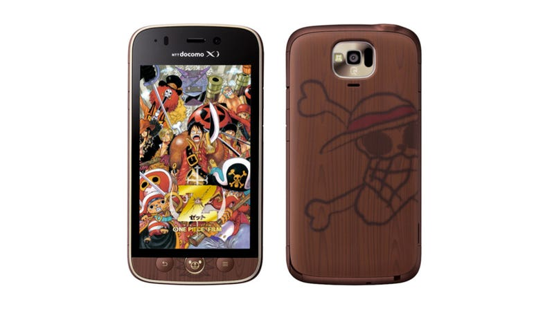 One Piece, The King of Japanese Smartphones