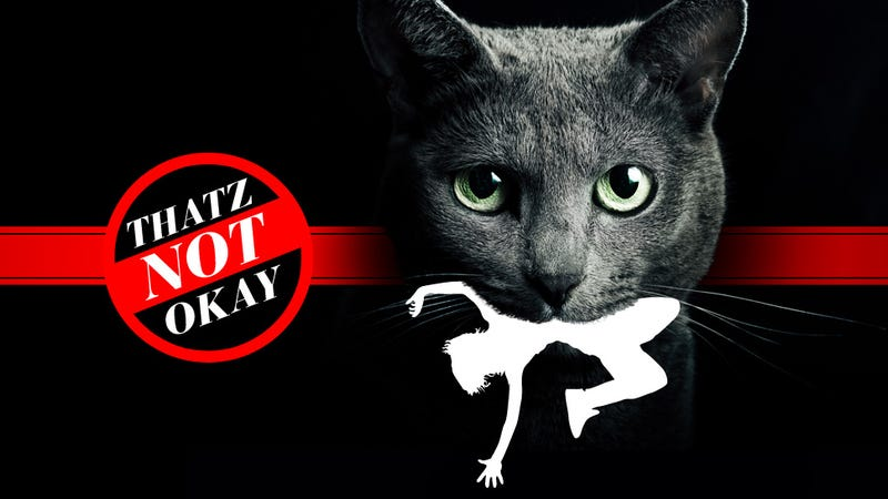 Thatz Not Okay: Extreme Cat Fancying; Let's Talk About Black People