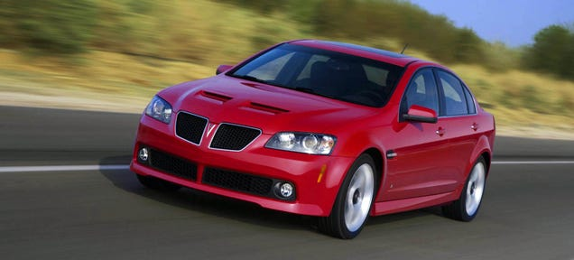 Holden Laughs Last As Aussie-Built Pontiacs Dodge GM's Recalls