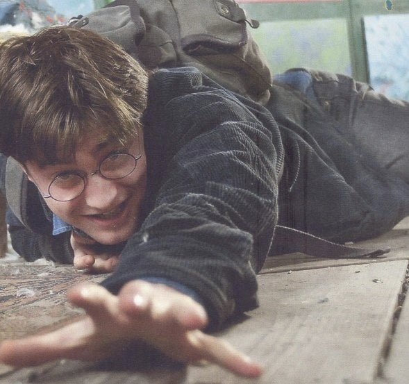 Find out where Harry Potter and the Deathly Hallows Part 1 will end