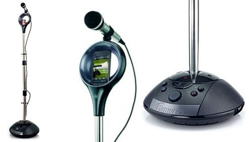 Memorex SingStand Might Actually Make Karaoke Cool Again