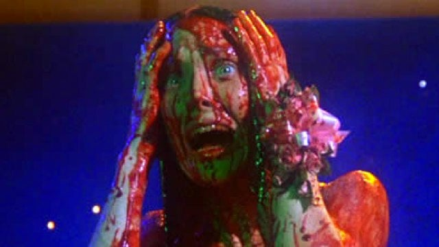 Carrie remake is happening. Let's hope it's better than the musical!