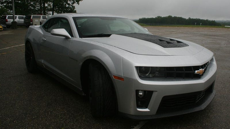 The Chevy Camaro ZL1 gets 580 hp, and 9 other things you need to know
