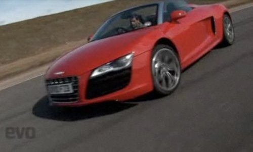 VIDEO: Audi R8 Spyder Takes On Convertible Supercars