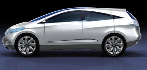 i-Blue It: Hyundai's First Production Fuel-Cell Car Coming in 2012
