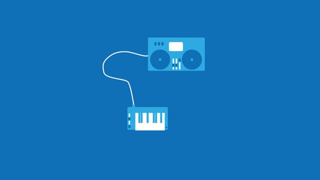Sing Your Desktop a Song with These Music-Themed Wallpapers