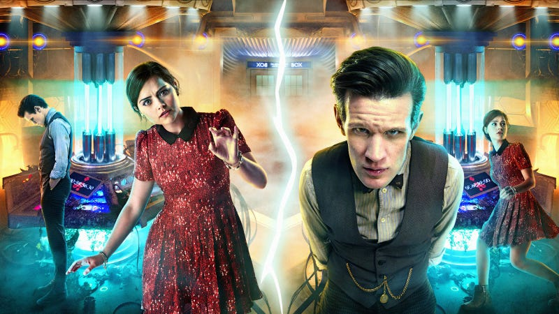 We're mighty sick of Doctor Who stories where time travel is magic