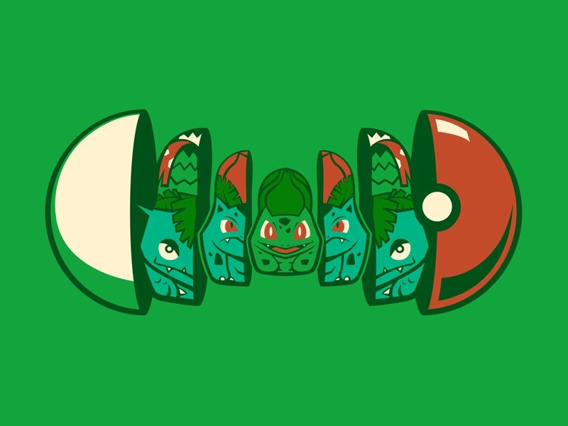 I'd Have Loved Some Pokémon Nesting Dolls Growing Up