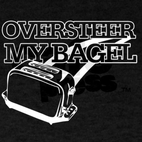 Oppositelock - oversteer my bagel