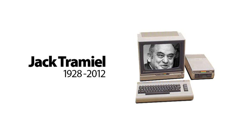 The Anti-Steve Jobs Dies: So Long, Jack Tramiel