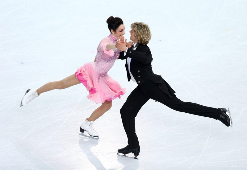 Canadian Columnist Says Ice Dancing Is Rigged