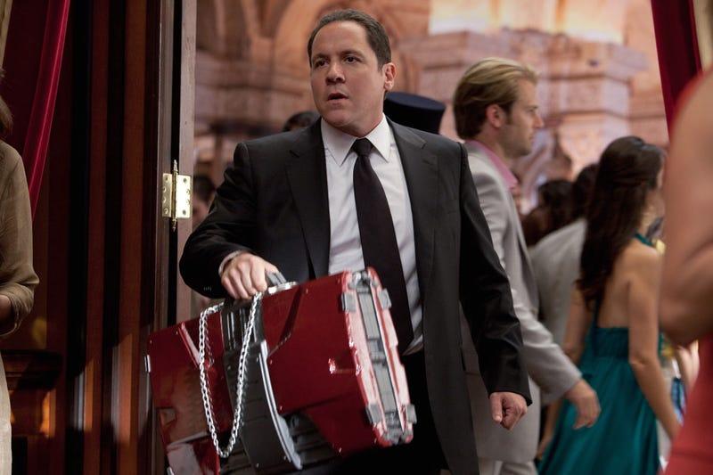 Did Marvel really snub Jon Favreau as director of The Avengers?