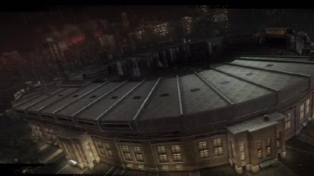 Rosman Stadium—the House that Prototype 2 Built