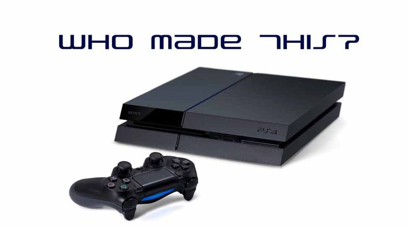 Report: College Students Forced To Make the PlayStation 4 [Update]