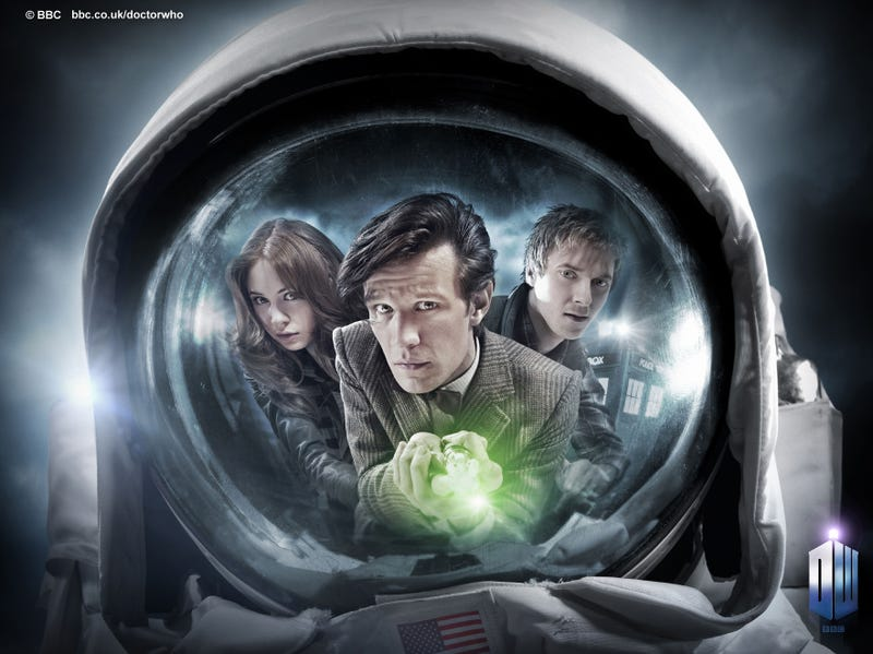Dr. Who Series 6 iconic image