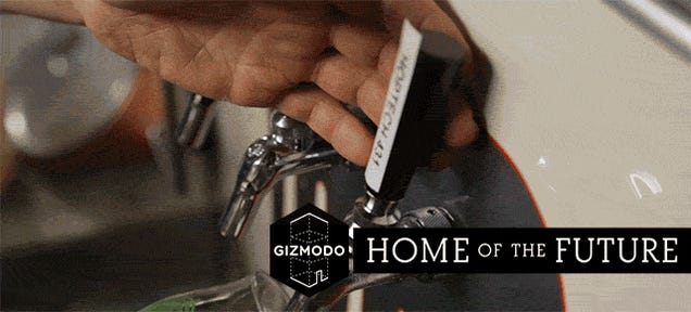 Stop In For A Reader Happy Hour At The Gizmodo Home of the Future