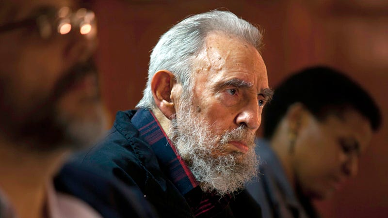 Fidel Castro Reportedly Close to 'Neurovegetative State' After Stroke, But Not Dead Yet