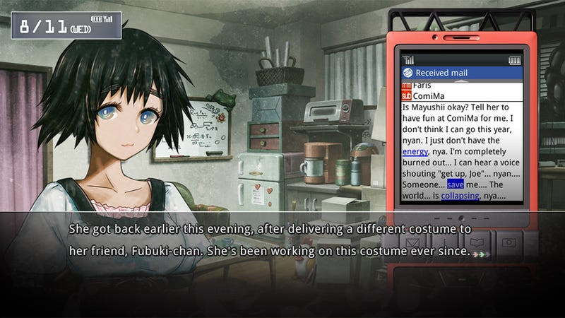 Steins;Gate: The Kotaku Review