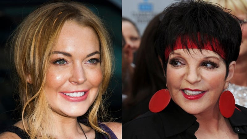 If Liza Minnelli Had Been Part of a LiLo Intervention, Maybe Things Would've Gone Differently