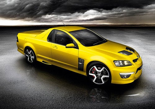 Holden Redline And Maloo R8 LE: More Thunder From Down Under