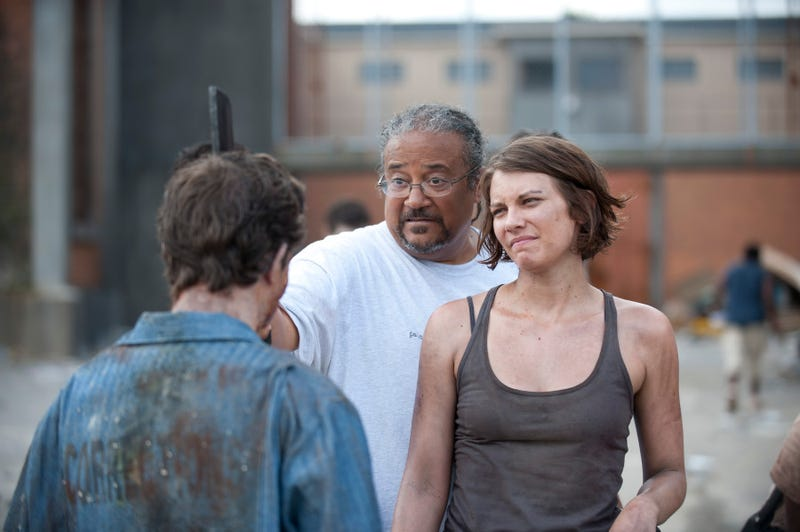 Behind the Scenes Walking Dead