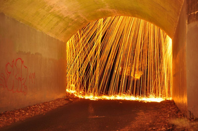 Shooting Challenge: Steel Wool