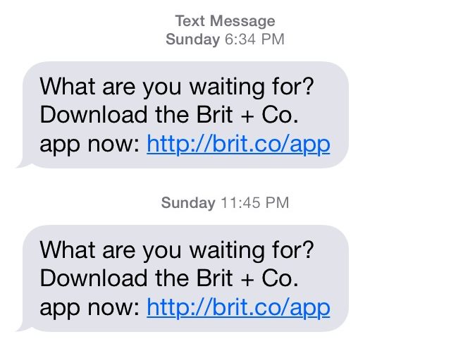 Brit Morin, Spam Artist
