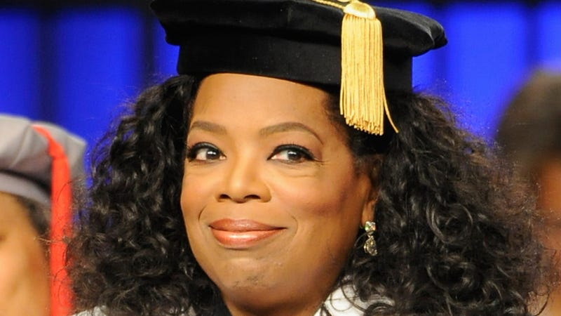 Oprah Loves Foreskin on Her Face