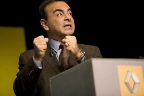 Caption This Photo: Ghosn Time