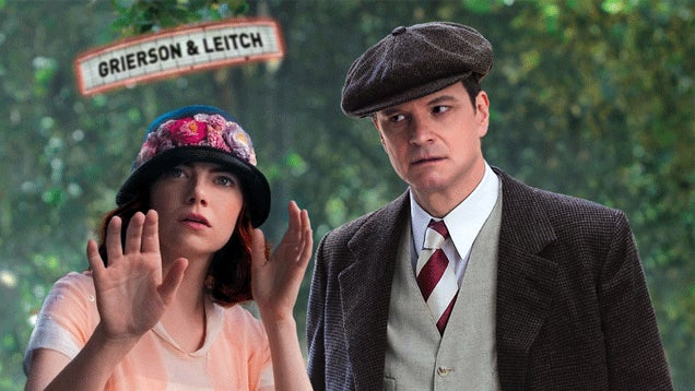 Nothing Up Woody Allen's Sleeve: Magic In The Moonlight, Reviewed