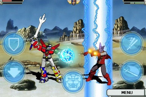 Voltron iPhone Game Unfortunately Doesn't Require Five People To Play