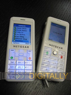 Sneak Peek at Netgear's Next Skype Phone
