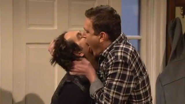 Jason Segel Made Out Bigtime On SNL
