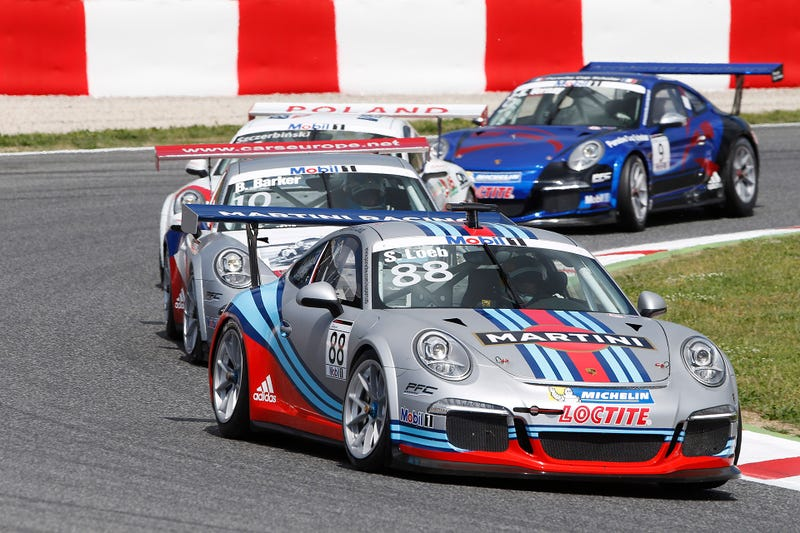 Here Are Your Martini Racing Porsche 911 Wallpapers