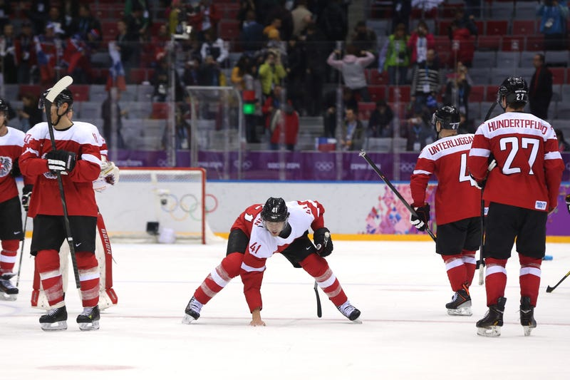 Austrian Hockey Team Apologizes For Partying Too Hard
