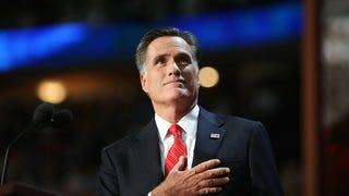 Should Mitt Romney Run for President?