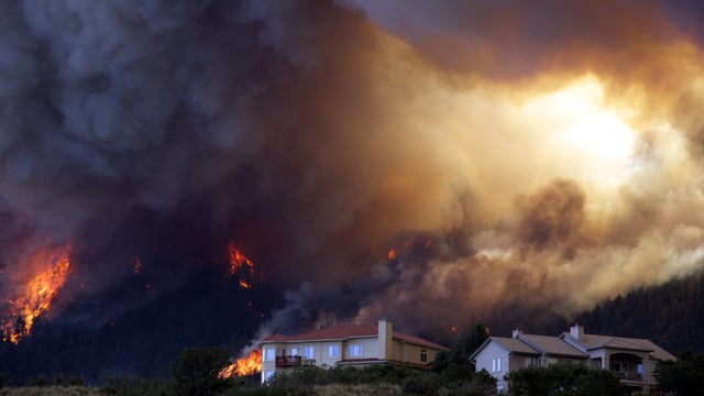 Colorado Is Engulfed in Flames
