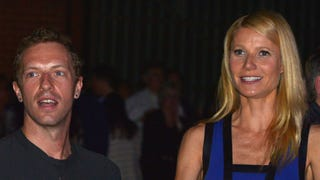 Chris Martin Says He and Gwyneth Are Just 'Friends and Proud Parents'