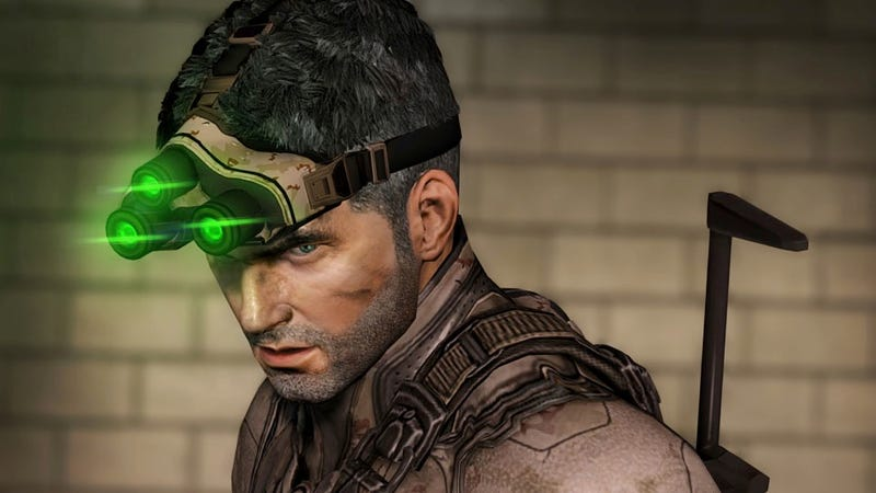 I Just Figured Out What's Bothering Me About Splinter Cell: Blacklist