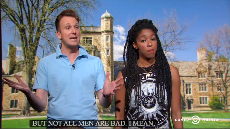 The Daily Show's Take on Sexual Assault Is Devastatingly Good
