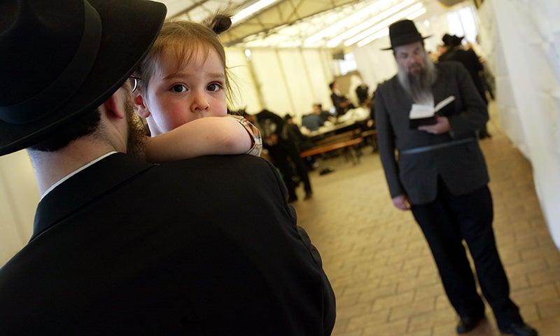 Vaccinate Your Hasidic Baby Please