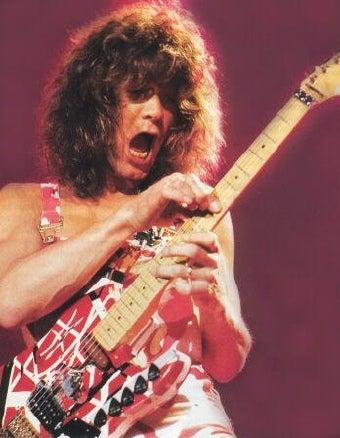Ten Fingers on Five Frets in Guitar Hero: Van Halen