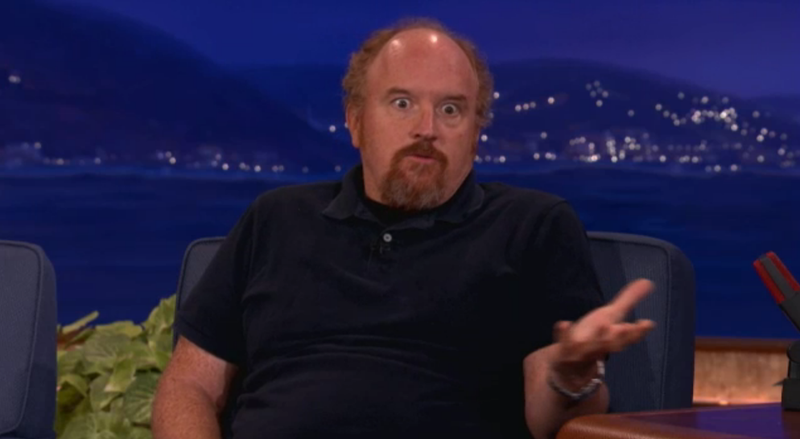 Louis CK Tried (and Failed) to Get His Flirt on with Gwyneth Paltrow