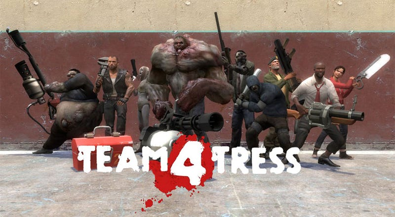 The Inevitable Left 4 Dead/Team Fortress 2 Crossover, Part II