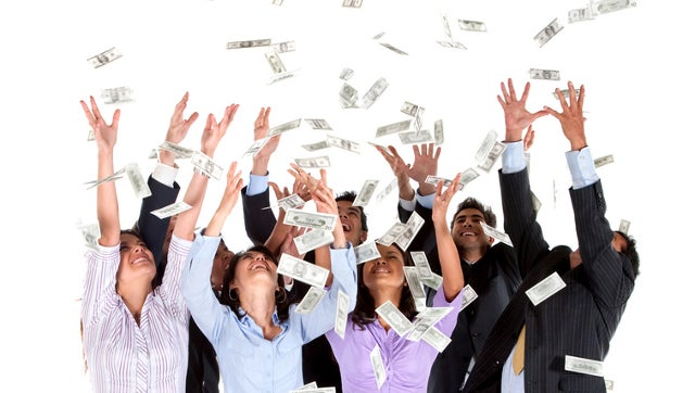 Coolest Coworkers Ever Share $1 Million Windfall With Only Employee Who Opted Out of Lotto Pool