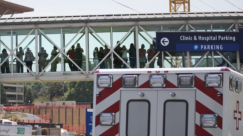 Atlanta Hospital Treating Ebola Patients Receives Hate Mail